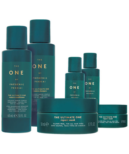 The One By Frederic Fekkai The One Restorative Introductory Kit