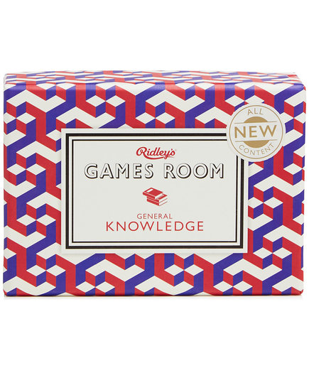 General Knowledge Games in a Box