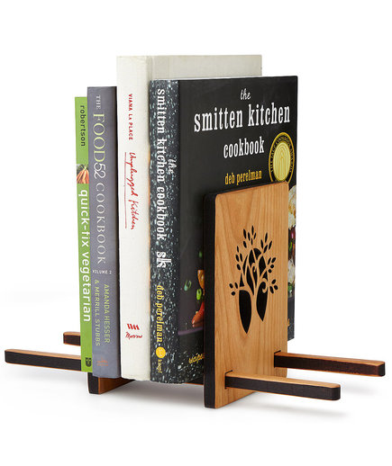 Sliding Book Stand