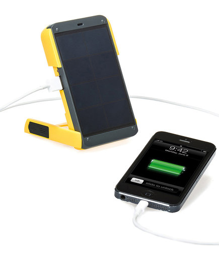 WakaWaka Power+ Solar-Powered Flashlight + Charger