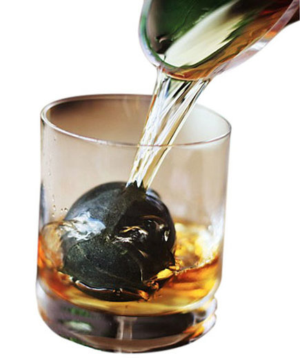 Whiskey Spheres