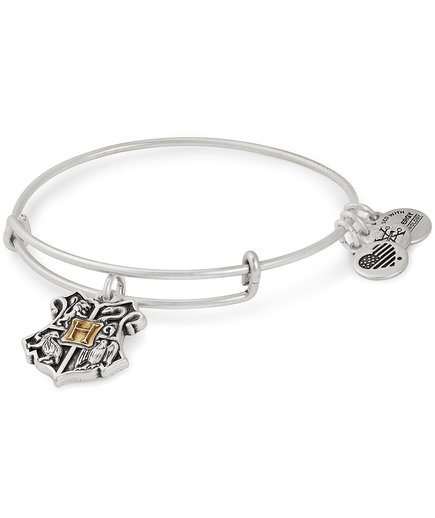 Alex and Ani Harry Potter Hogwarts Charm Bangle