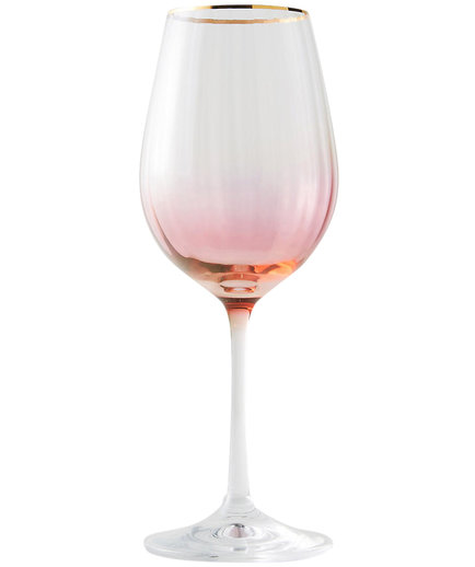 Waterfall Wine Glass