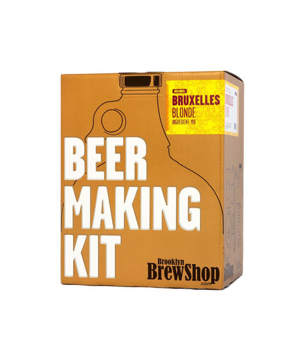 Brooklyn Beer Shop Beer Making Kit