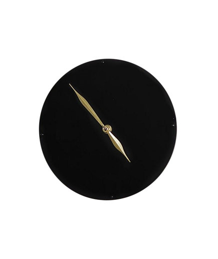 Factory Direct Craft Round Chalkboard Wall Clock