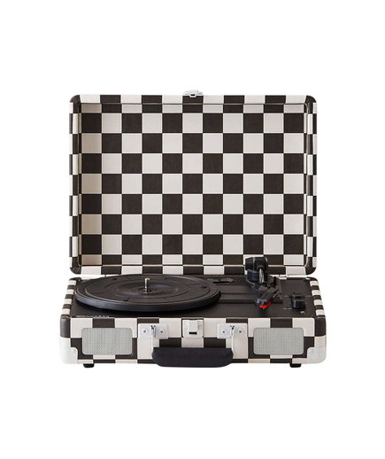 Crosley Checkerboard Cruiser Bluetooth Record Player
