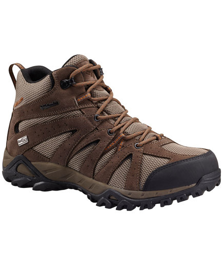 Columbia Grand Canyon Outdry Mid Waterproof Hiking Boots