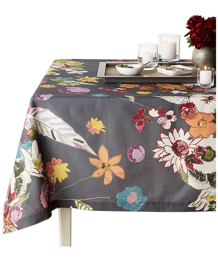 Efflorescent Tablecloth