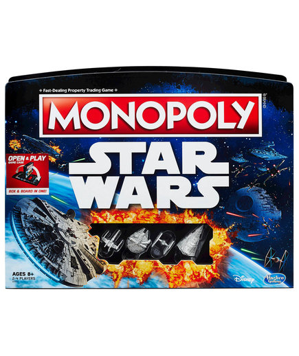 Monopoly Star Wars Board Game