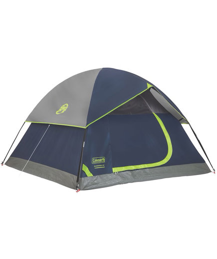 Coleman Sundome Refresh 4-Person Dome Tent