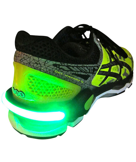 Running and Biking Shoe Light Spurs