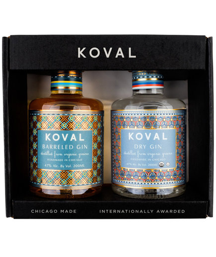 Koval mini gin set