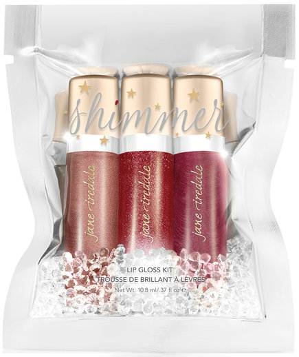 Jane Iredale Shimmer Lip Gloss Kit