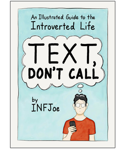 Text, Don't Call Book
