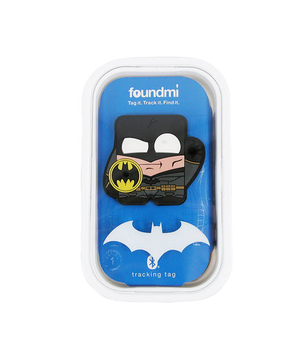 Foundmi Superhero Bluetooth Tracking Keychain