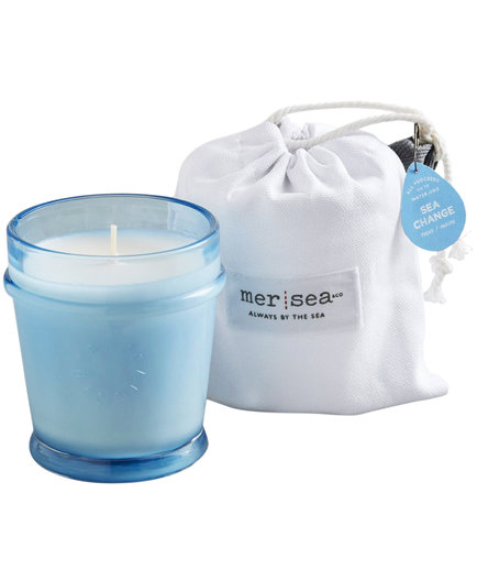 Sea Change Sandbag Candle