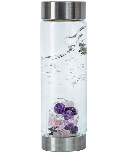 VitaJuwel Wellness Gem Water Bottle