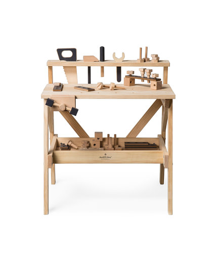 Hearth & Hand With Magnolia Toy Wood Tool Bench
