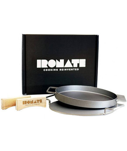 Ironate Pizza Oven