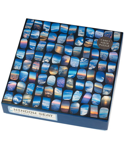 Window Seat Jigsaw Puzzle