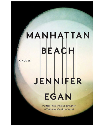 Manhattan Beach, by Jennifer Egan (Paperback Books)