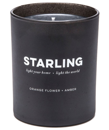 Starling Holiday Candle