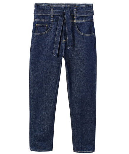 Mango Belt Organic Cotton Jeans