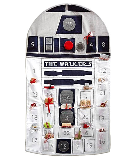 Pottery Barn Kids Star Wars Advent Calendar
