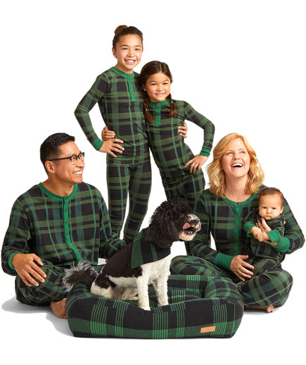 Target Hearth and Hand Family Pajama Collection