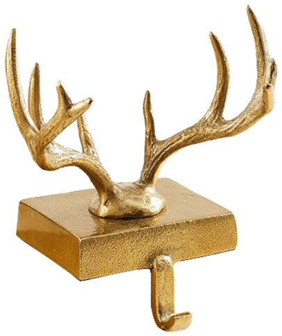 Antlers Stocking Holder