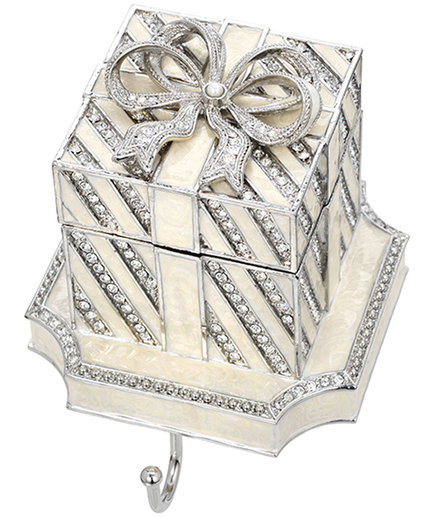 Gift Box Stocking Holder