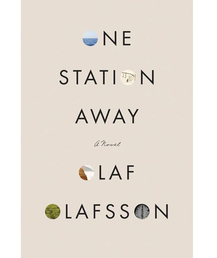 One Station Away, by Olaf Olafsson