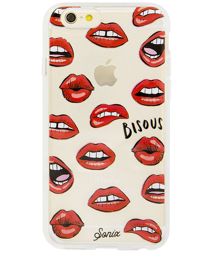 Bisous iPhone Case