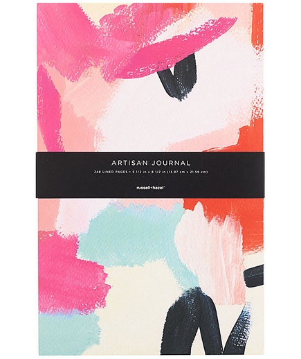 R&H Brushstroke Journal