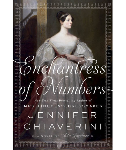 Enchantress of Numbers, by Jennifer Chiaverini