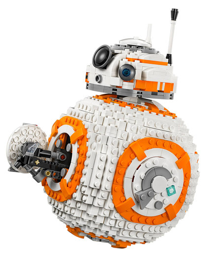 LEGO Star Wars The Last Jedi BB-8