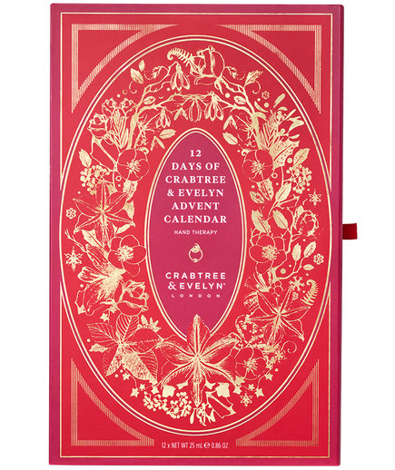 12 Days of Crabtree and Evelyn Advent Calendar