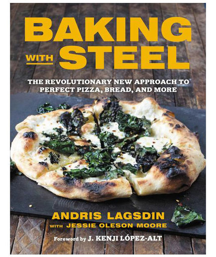 Baking With Steel, by Andris Lagsdin