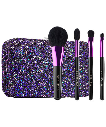 Sephora Collection Dark Rainbow Ready in Five Brush Set