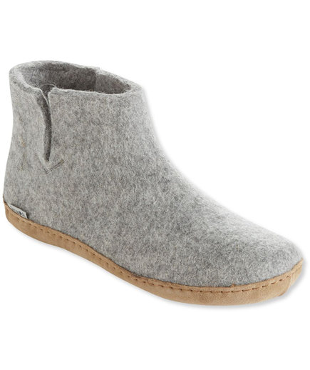 L.L. Beans Adults' Glerups Wool Slipper Boots