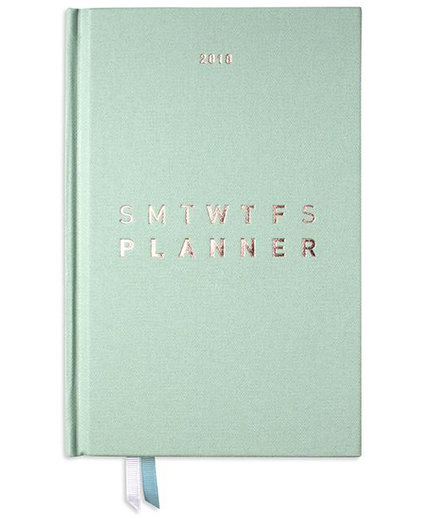 12-Month WTF Planner
