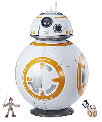 Playskool Star Wars Galactic Heroes BB-8 Adventure Base