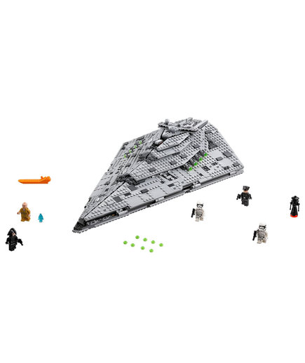 First Order Star Destroyer by LEGO – Star Wars the Last Jedi