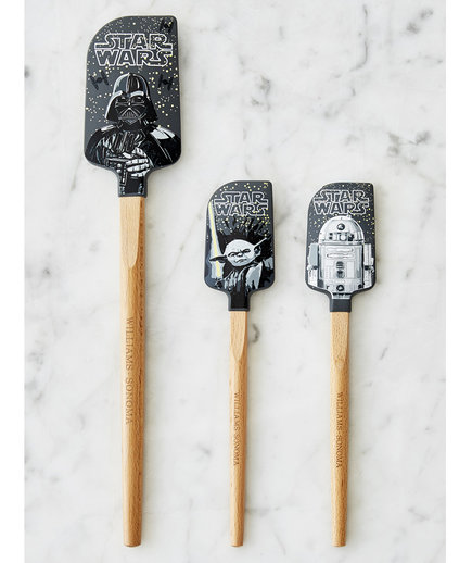 Star Wars Spatulas, Set of 3