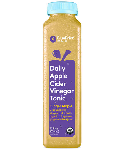 Blue Print Cleanse Ginger Maple Tonic