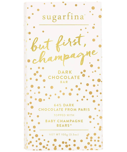 Sugarfina 2-Pack Dark Chocolate Champagne Bears Bars