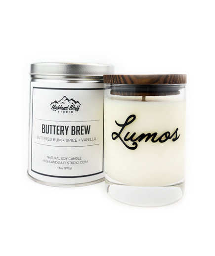 Buttery Brew Candle