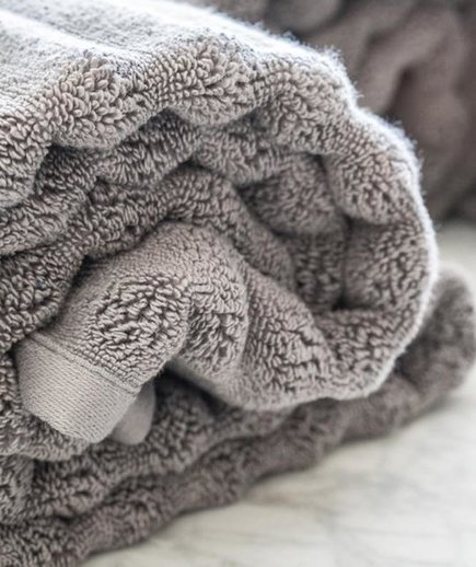 Nutrl Silver-Infused Bath Towel