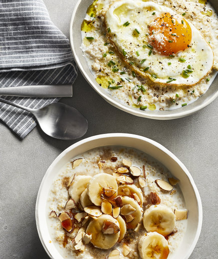 Eat More Whole Grains: Quinoa Porridge
