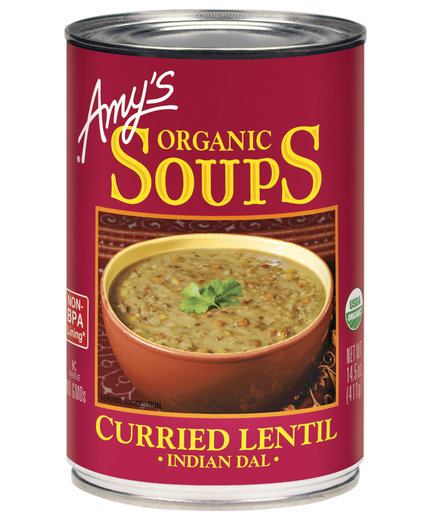 Amy's Organic Curried Lentil Soup